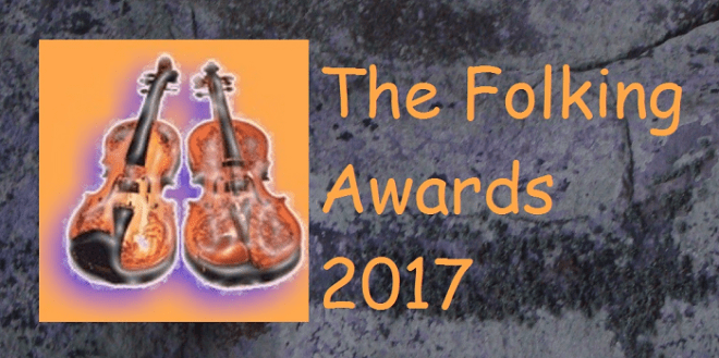 Folking Award winners