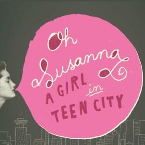 A Girl In Teen City