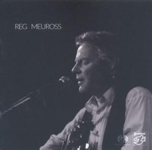 Reg Meuross