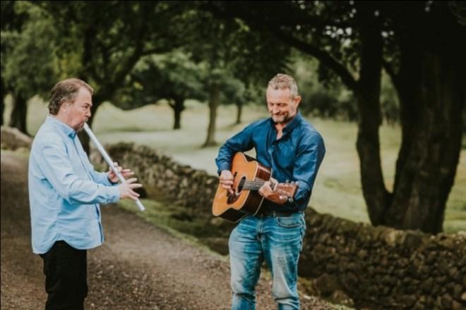 Iain Thomson and Marc Duff