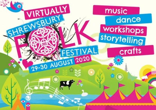 Virtually Shrewsbury Folk Festival