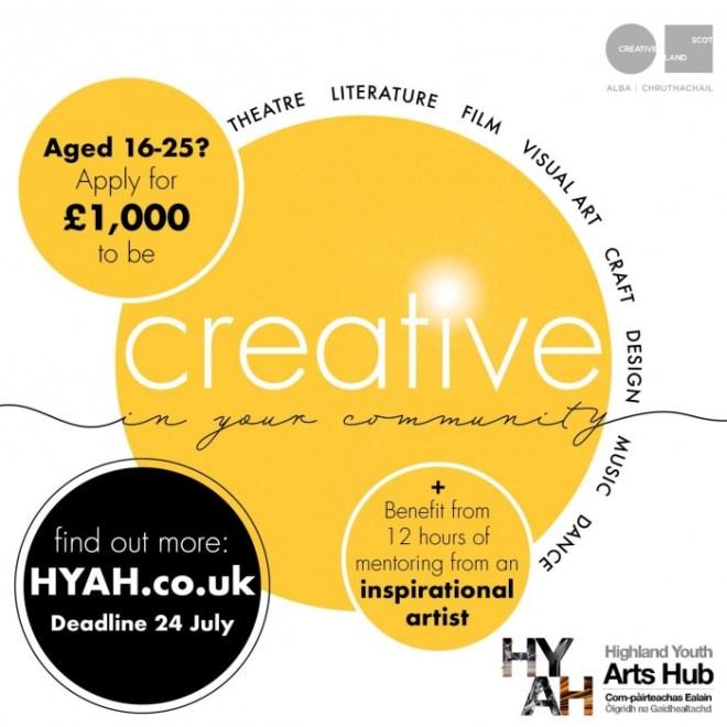 Highlands Youth Arts Hub