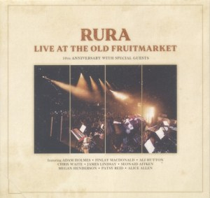 Live At The Old Fruitmarket