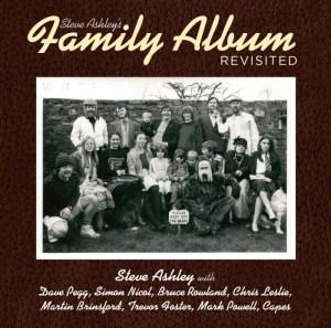 Steve Ashley's Family Album Revisted