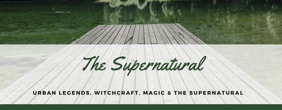 Urban Legends Books, Witchcraft Books, Magic Books, Supernatural Books