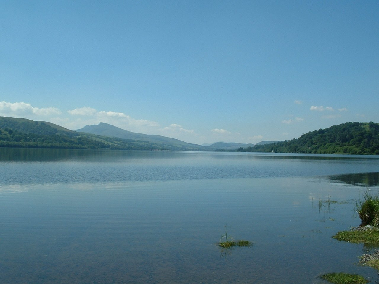 Bala Lake © Mecrothesp https://commons.wikimedia.org/w/index.php?curid=10513322