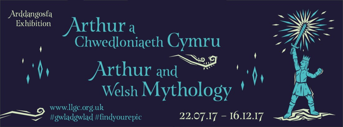 Arthur and Welsh Mythology, The National Library of Wales