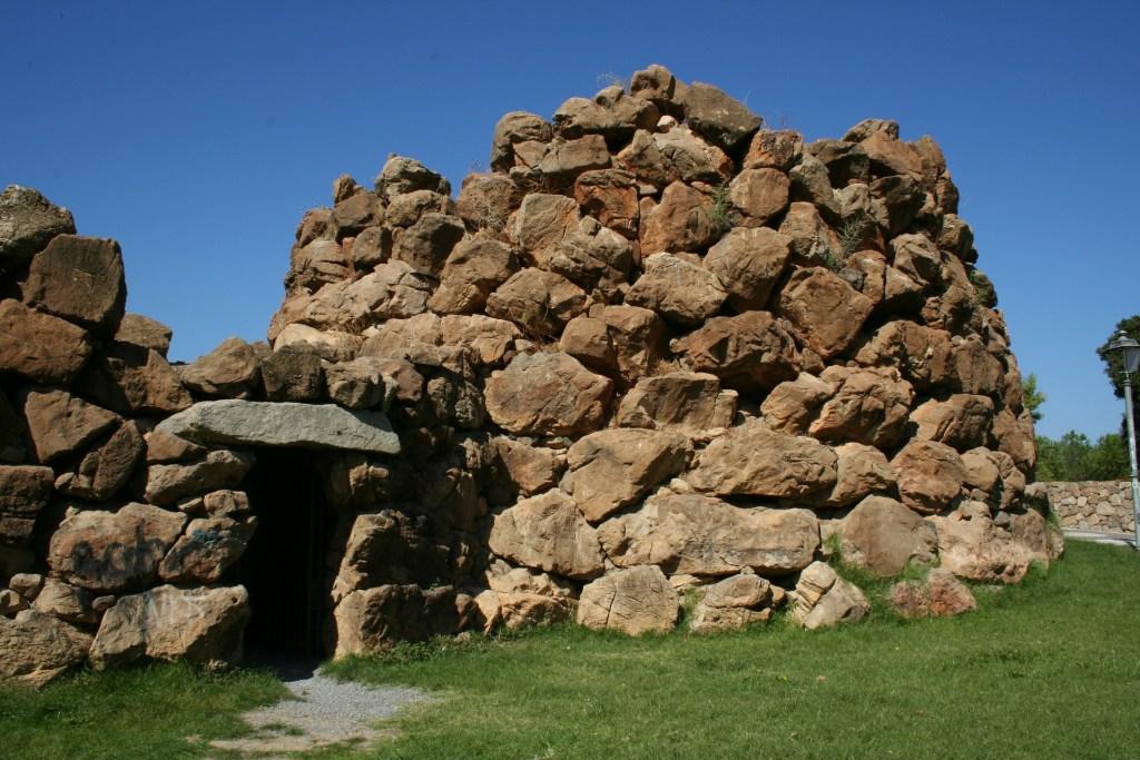 Nuraghe tomb