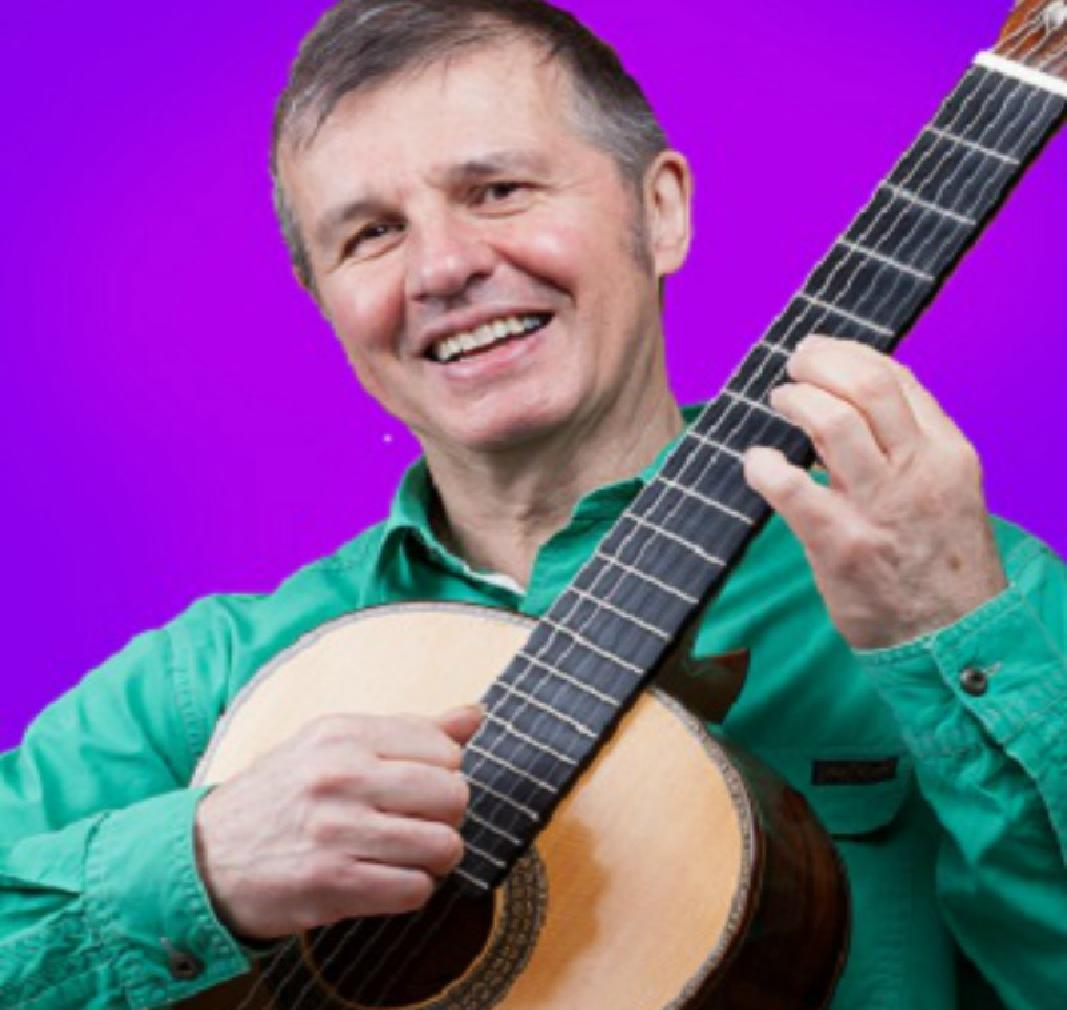 Classical Guitar – Jonathan Prag