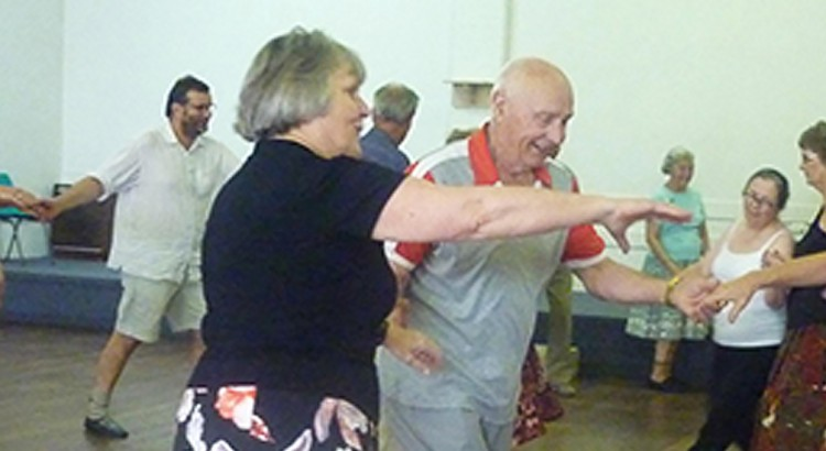 Australian Traditional and Bush Dance Society (ATBDS) Special Event 'Contra Dance'