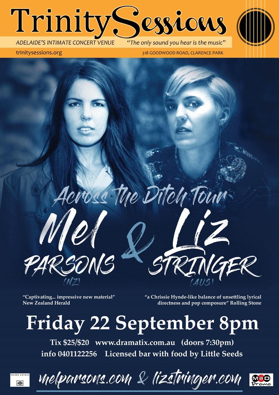 Liz Stringer & Mel Parsons
