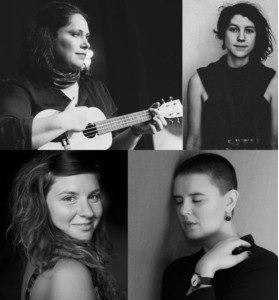 Women In Song featuring Nancy Bates, Mary Webb, Naomi Keyte and Loren Kate