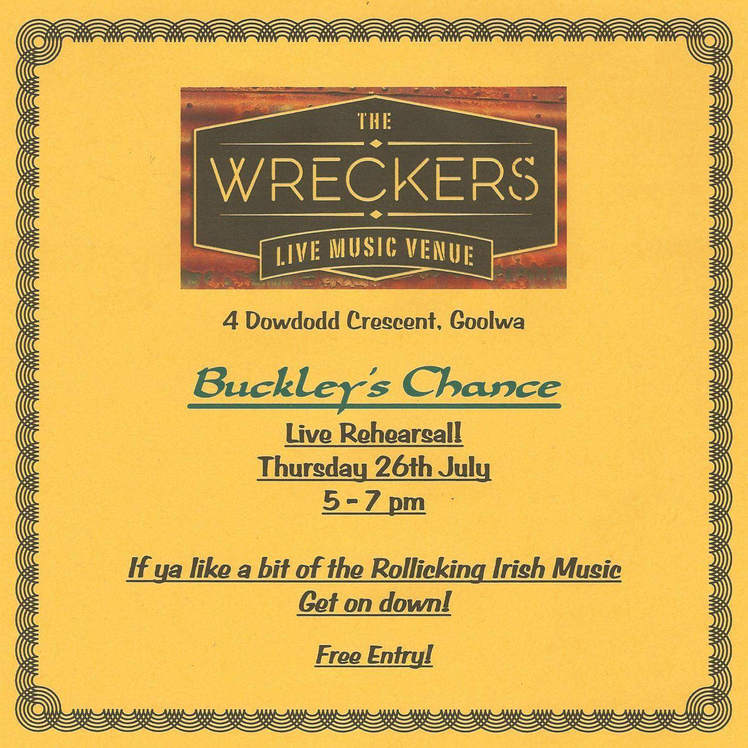 Buckleys Chance