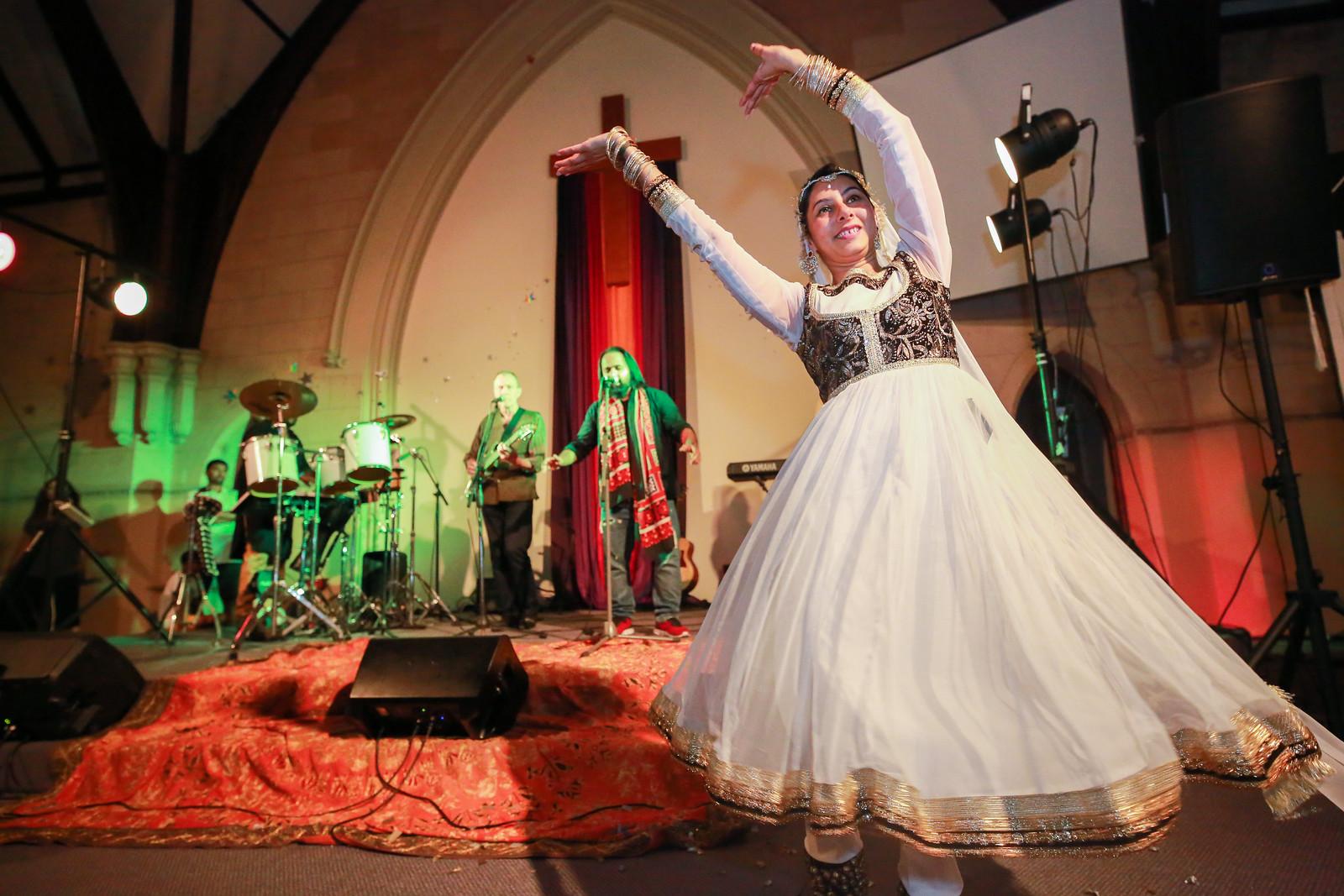Farhan Shah & Sufi Oz