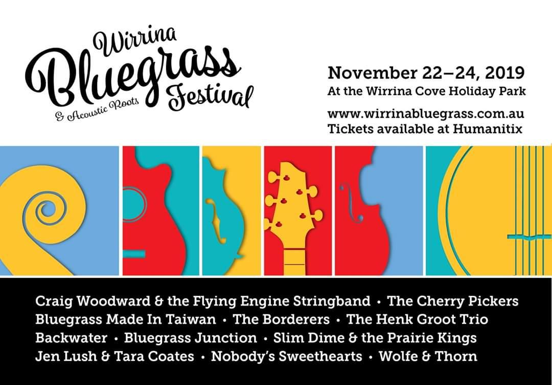 Wirrina Bluegrass Festival