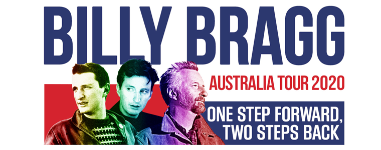 Billy Bragg Live In Adelaide 3 Nights