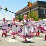 Town of Waynesville to Folkmoot: $35,000
