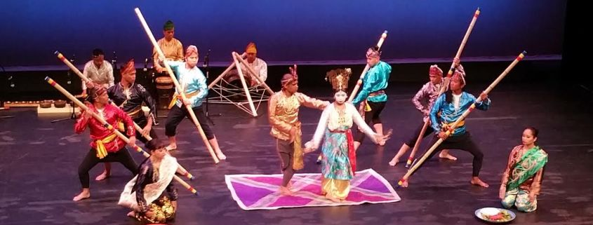 Folkmoot 2016 - Colonial Theater - Canton