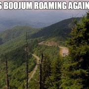 Public Safety Warning: Boojum sightings!