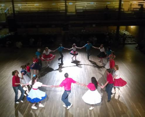 Folkmoot 2016 features our own mountain dance, too