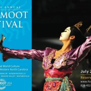 Folkmoot 2016 is here!