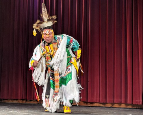 Tuesday is Cherokee & Canton for Folkmoot 2018!