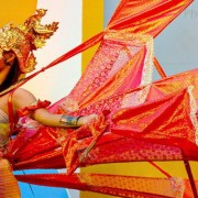 The Thai that binds our cultures at Folkmoot 2018