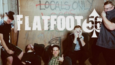 Photo of Flatfoot 56 To Be Featured On WatchDogs Sound Track