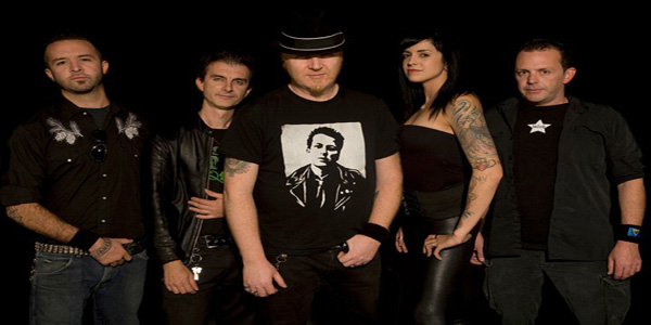 The Mahones Tour with murphys