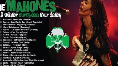 2013 Mahones Euro Tour