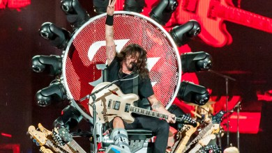 Photo of Foo Fighters Broken Leg Tour With Dropkick Murphys And Royal Blood At Fenway