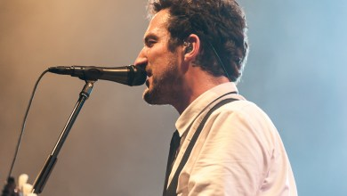 Photo of Positive Songs for Negative People: Frank Turner at the Boston House of Blues 9/26/15