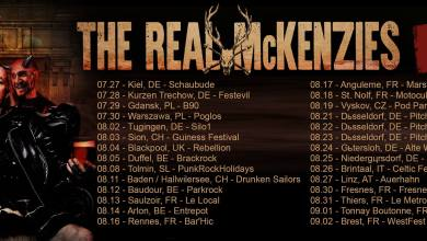 Photo of The Real McKenzies Announce European Tour Dates