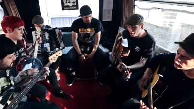 Photo of Roughneck Riot Release Acoustic Session Video For There's No Cure For Us