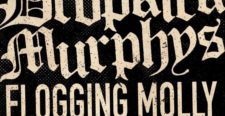 Flogging Molly Dropkick Murphys Tour