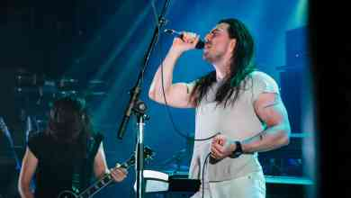 Photo of The Party Gallery: Andrew W.K. At The Opera House In Toronto