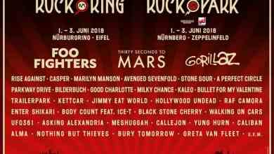 Photo of The 2018 Rock Am Ring And Rock Im Park Is Coming Up Soon
