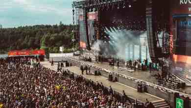 Photo of Rock Am Ring 2018