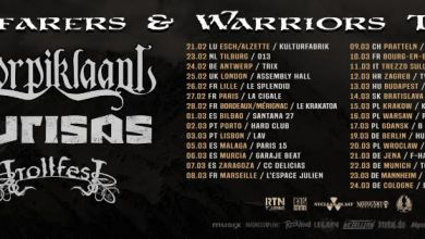 "Photo of Turisas Announce ""Wayfarer And Warriors"" European Tour With Korpiklaani And Trollfest"
