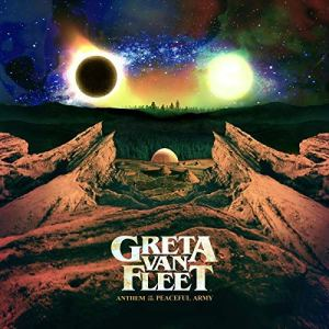 Greta Van Fleet Anthem for the peaceful army review