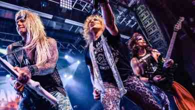 Photo of Photos: Steel Panther In Anaheim