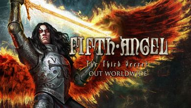 "Photo of Fifth Angel ""Stars Are Falling' Lyric Video, And Statement About Lineup Change"