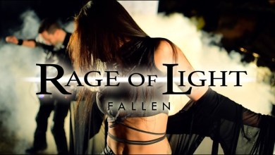 "Photo of Rage Of Light Release Video For ""Fallen"""