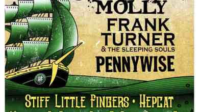 Photo of Flogging Molly Reveal Second Wave Of Bands For Fifth Annual Salty Dog Cruise