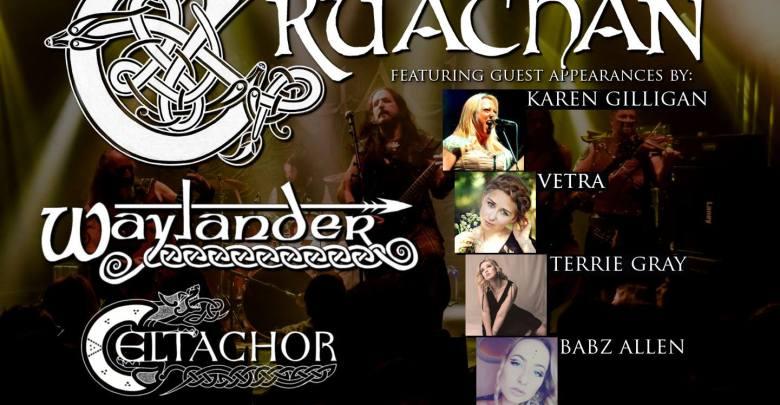 Cruachan show