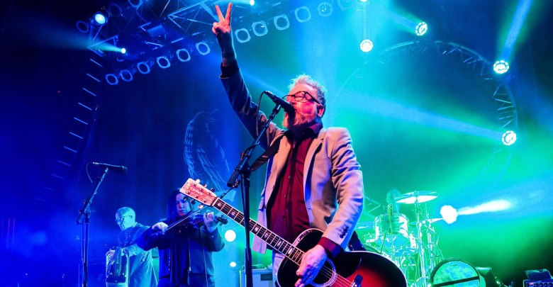 Dave King - Flogging Molly