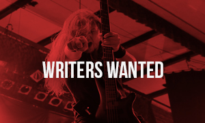 Metal and rock writers wanted for reviews