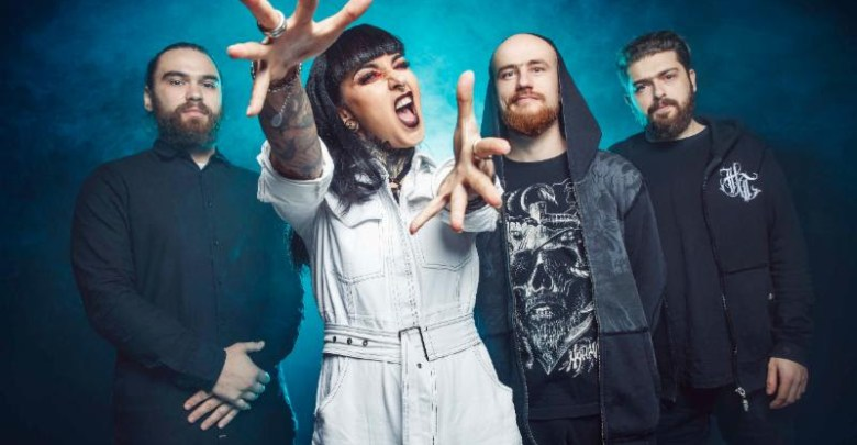 Jinjer North American Tour 2019