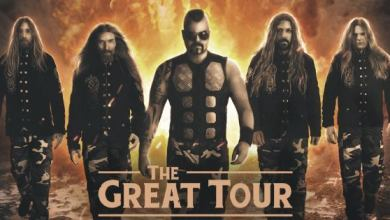Photo of Sabaton Announce 'The Great Tour' With Hammerfall