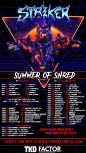 Summer Of Shred Tour
